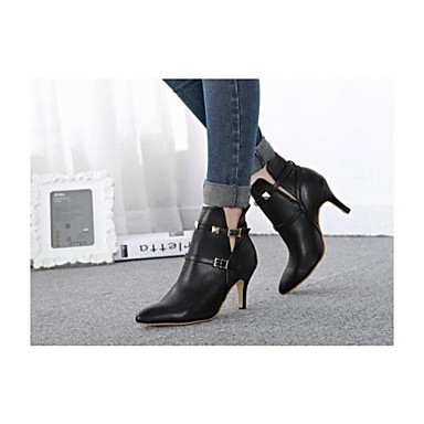 chaussures femmes bout pointu talon aiguille flocage bottes plus de couleurs disponibles usd. Black Bedroom Furniture Sets. Home Design Ideas