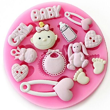 fondant molds for cakes