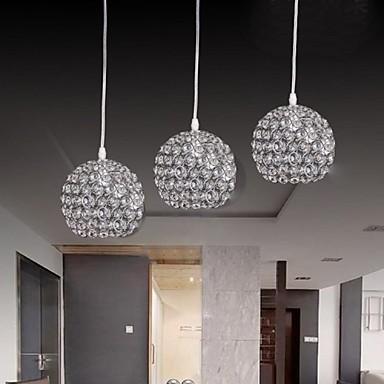 vidaxl glitzernde kristall metall pendelleuchte kronleuchter deckenleuchte lampe smash. Black Bedroom Furniture Sets. Home Design Ideas