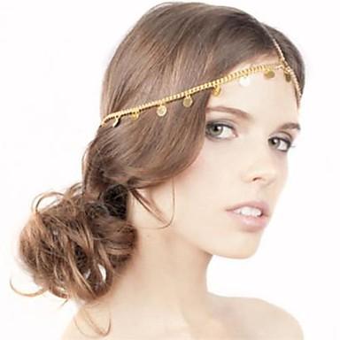 accesorios para el cabello de la cadena de la borla del metal 2075198 2016 \u2013 $3.99