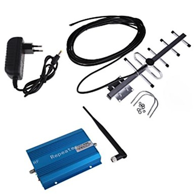 GSM 900MHz Cell Phone Signal Booster Amplifier YaGi ...