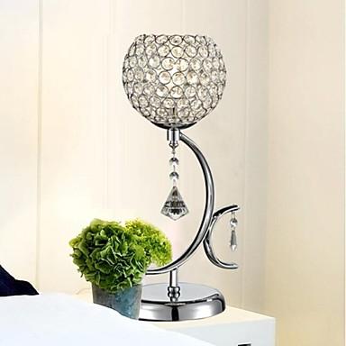 Table de cristal lampes de table lampe k9 cristal lampes - Mini table de chevet ...