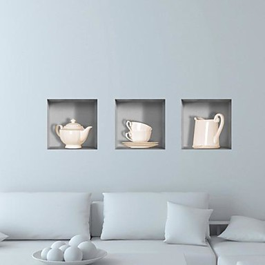 3d lattice ceramic wall stickers wall decals 2262818 2017 for Ceramic wall mural