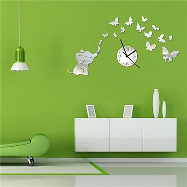 22 decoraci n flores elefante animal del dibujo animado h for Decoracion hogar 3d