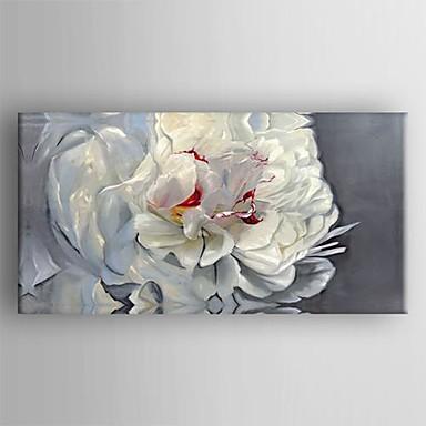peint 224 la a fleurs botanique un panneau toile peinture 224 l huile hang peint for d 233 coration