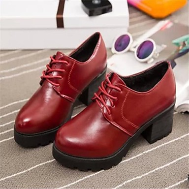 Pointed Toe Burgundy Woman Single Shoes Euramerican Style Silk