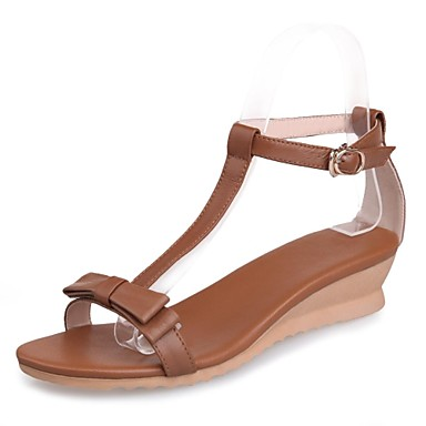GUESS Hylie Medium Brown - 6pm.com $43.45 Shoes Boots Sands, Shops 2050, Wedges Beneath, Shoes Fit, Hyli Brown, Medium Brown, Guess Hylie, Hyli Medium