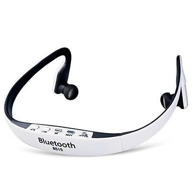 bluetooth 3 0 st r o sur l 39 oreille casque avec micro pour iphone 6 5 5s 5 htc lg s4 samsung. Black Bedroom Furniture Sets. Home Design Ideas