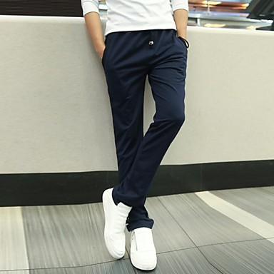 Pantalones de moda hombre 2017