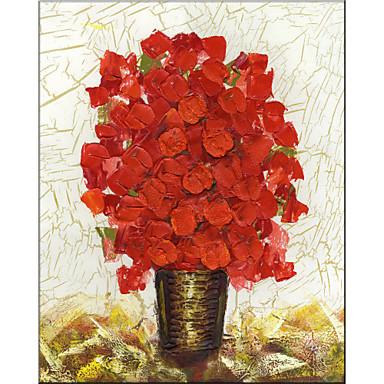 Pintura al leo de estilo de la flor el material de - Decoraciones para el hogar ...