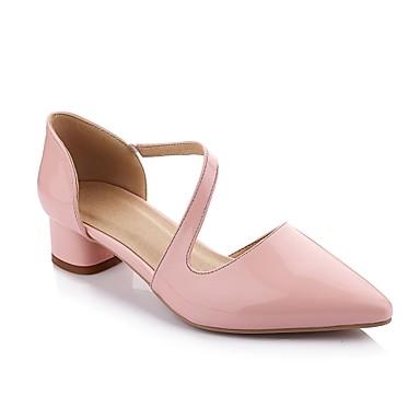 Zapatos Señora Tacon Bajo