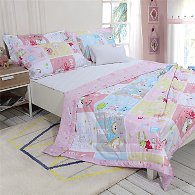 edredones camas queen dibujos animados diseo telas de algodn u
