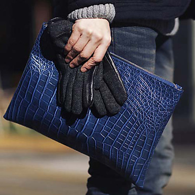 Hand bag male han edition The new British men handbags wallet gripper package The leisure business package