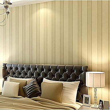 Papel tapiz contempor neo raya sencillo europa dise os luz for Disenos de pintura en paredes