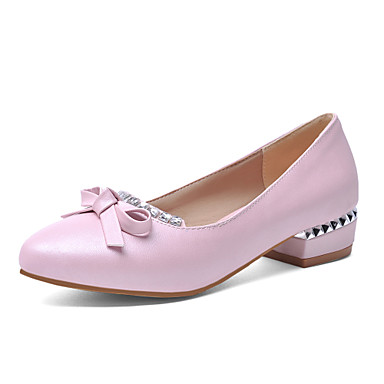 women's shoes low heel pointed toe/closed toe loafers
