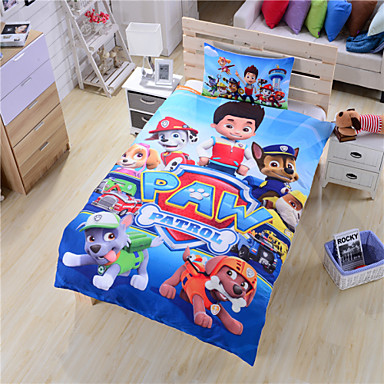 paw patrol single bedding 3