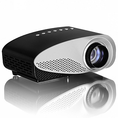 Vivibright new gp8s best price hdmi vga sd led portable for Best portable hdmi projector