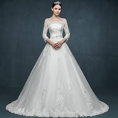 Robes de mariée vintage classique