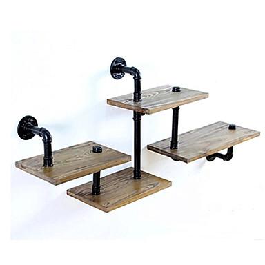 Loft Innovative Design Diy Book Shelves Retro Style Old Pipes Shelf Bookcase Z29 4327217 2017 64 99