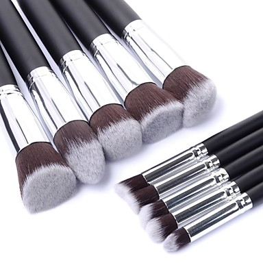 new makeup brush set cosmetic foundation blending pencil