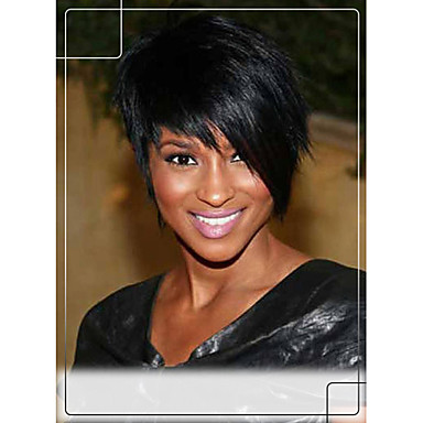 ... Monofilament Top Black African American Wigs for Women 2015 – $29.99