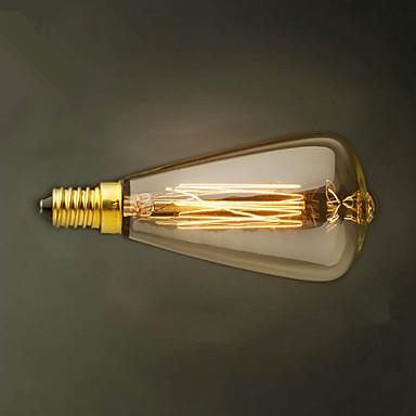 e14 st48 25w lumi re jaune ampoule edison petit bouchon vis r tro lustre ampoules d coratives. Black Bedroom Furniture Sets. Home Design Ideas