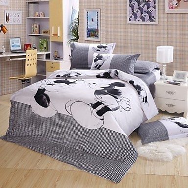 Top Queen Size Mickey Mouse Bedding,Minnie Mouse Bedding Sets ...