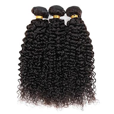 brazilian kinky curly hair deep curly brazilian hair 3pcs
