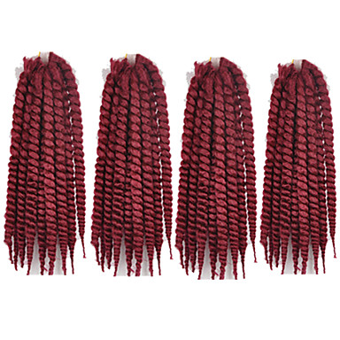 Kinky Jamacian Marley Braid Synthetic Extensions by Vivica Fox