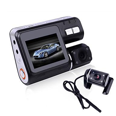 i1000 hd 720p double voiture dvr objectif du cam scope dash cam bo te noire avec cam ra de recul. Black Bedroom Furniture Sets. Home Design Ideas