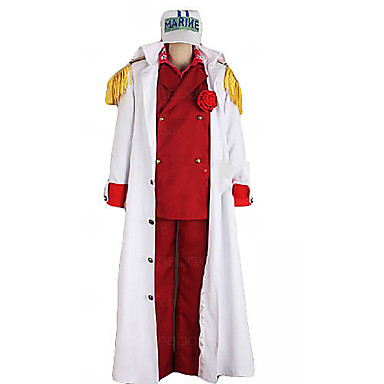 one piece foxy ref admiral akainu marine uniform cosplay costume 1080180 2016. Black Bedroom Furniture Sets. Home Design Ideas