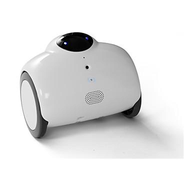 snov surveillance intelligente robot mobile robot intelligent de la famille avec la cam ra de. Black Bedroom Furniture Sets. Home Design Ideas