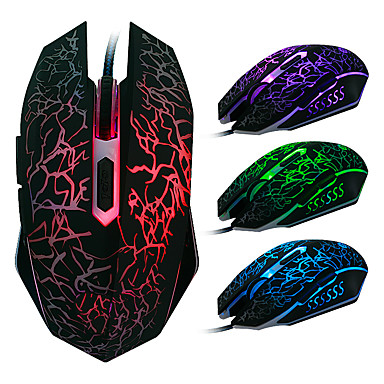 Gaming Mouse Led