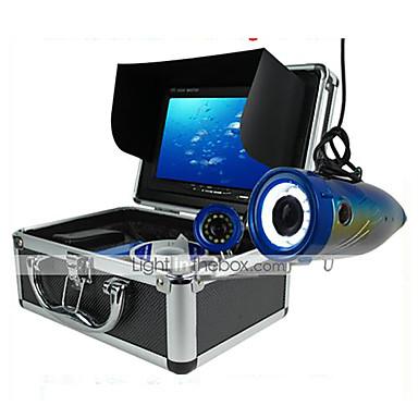 7 trouveur de poissons cam ra sous marine 30m d tecteur de poissons professionnelle cam ra. Black Bedroom Furniture Sets. Home Design Ideas