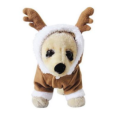 abrigo disfraz de reno