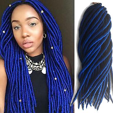 faux locs crochet braids twist havana mambo hair