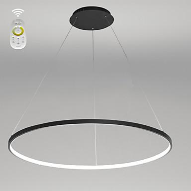 40W Pendant Light Modern Design LED Ring 220V240100120V