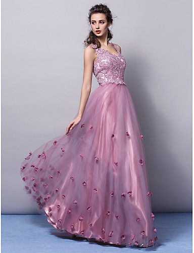 TS Couture® Formal Evening Dress Plus Size / Petite A-line ...