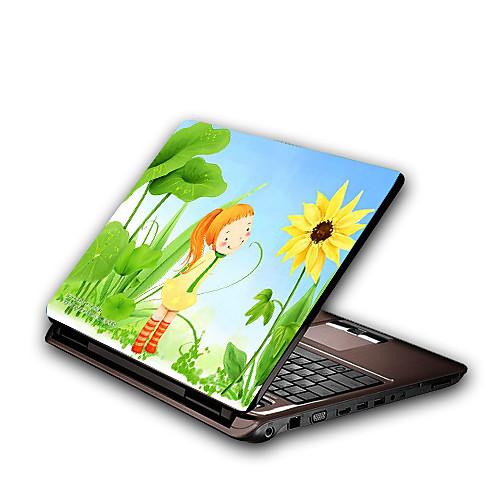 прохладном цветок ноутбука стиля защитную пленку стикера Lightinthebox 171.000
