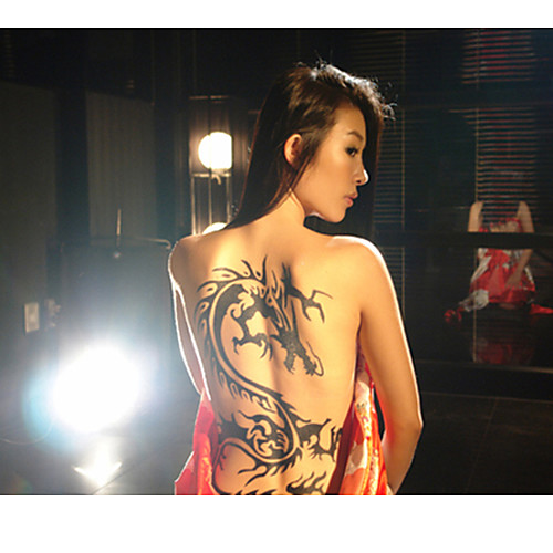 Шкура для практики нанесения татуировки (10шт.) и копировальная бумага для переноса рисунка на кожу (20 шт.) Lightinthebox 2148.000