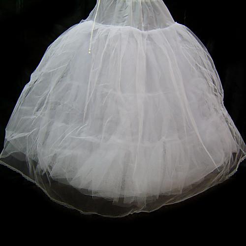 нейлон / тюль свадьбы пол-длины юбки (wap006) Lightinthebox 1288.000
