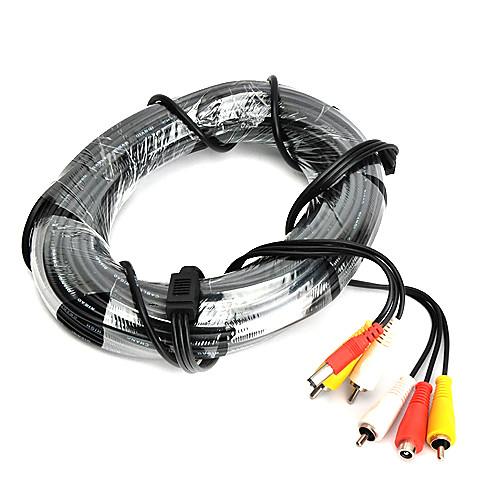 50 RCA на RCA кабель (-rca50) Lightinthebox 687.000