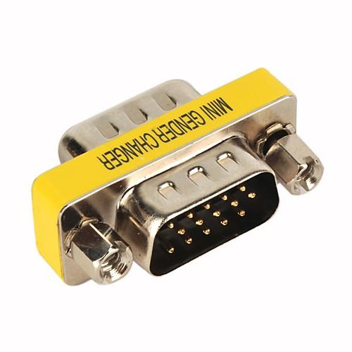 VGA 15-контактный разъем для мужчин адаптер конвертера (smqc048) Lightinthebox 42.000
