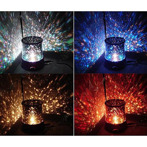 Романтический прожектор ночного звездного неба - ночник (2хАА/USB) Lightinthebox 343.000