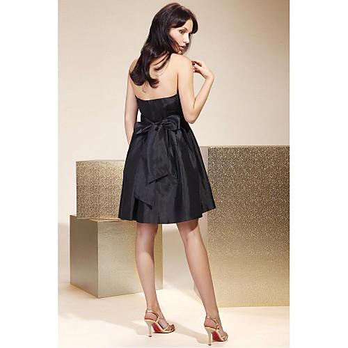 NARDA - Платье для вечеринок или для свидетельницы из тафты Lightinthebox 2543.000