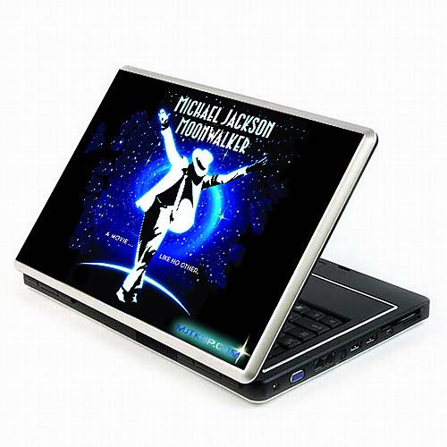 Майкл Джексон серии ноутбуков ноутбук покрытие защитной наклейки кожу запястья скинов (smq3422) Lightinthebox 171.000