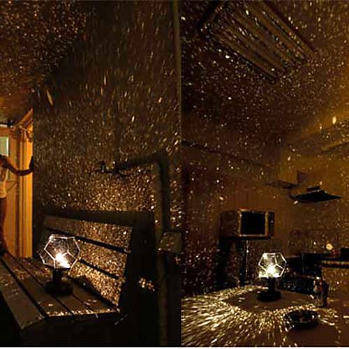 Романтический прожектор ночного неба - ночник (2хАА/USB)
