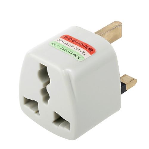 Универсальный адаптер для путешествий US EU AU на UK (CEG404) Lightinthebox 128.000