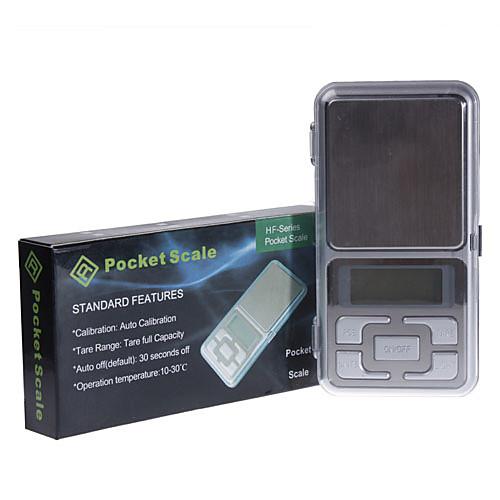 сотовый телефон стиль цифровые весы Pocket 500g/0.1g Lightinthebox 300.000