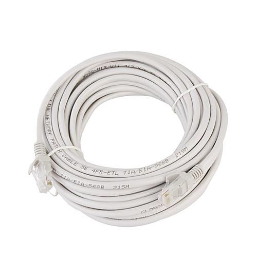10 метров RJ45 категории 5 сеть LAN кабель (серый) Lightinthebox 128.000